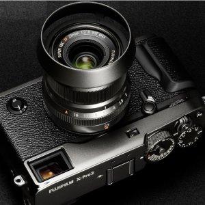 Fujifilm X-Pro2 XF 23mm f/2 R WR Lens 无反相机套机
