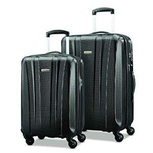 $129.99新秀丽 Pulse Dlx 时尚轻质行李箱2件套 20+28吋