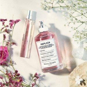 无门槛7.9折 £75收慵懒周日早晨独家:Maison margiela 法国大师级香水 找回记忆中的味道