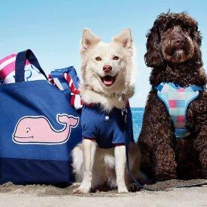 5月18日全面上市 低至$5起新品预告:Vineyard Vines 即将发售 Target 合作款宠物服饰等
