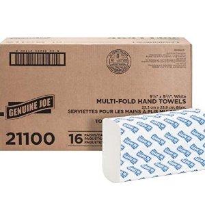 Genuine Joe 擦手纸巾16包 共4000张