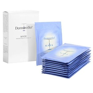 现价€60.62(原价€85)Dermaroller 面膜十片装  玻尿酸面膜的鼻祖 特价热卖