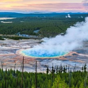 As low as $606YellowStone 9-day Tour from Los Angeles