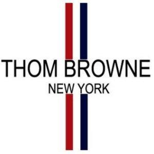 低至4.5折 €245收polo上衣Thom browne 经典美式学院风热卖 收超A衬衫、短裙、针织衫