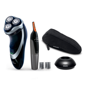 $55.74Philips Norelco Electric Shaver, 4000 Series - 4300, Black, Silver, AT850/49