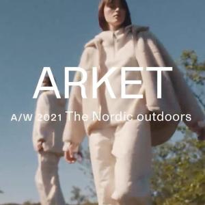 5折+额外8.5折!£14收T恤裙折扣升级:Arket 秋季大促全面降价 北欧风简约设计 高质感必备