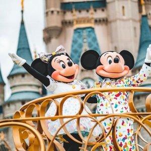 As low as  $83 Per DayWalt Disney World 4-Park Magic Ticket Saving