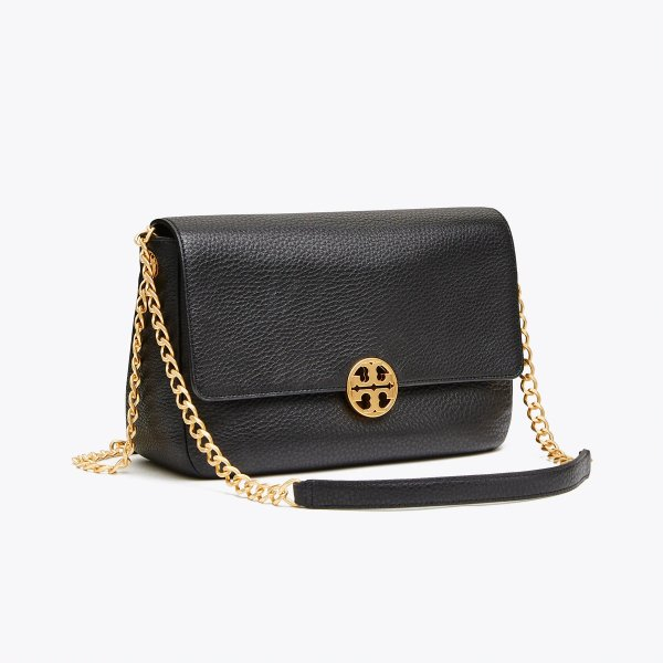 Chelsea 黑色链条包