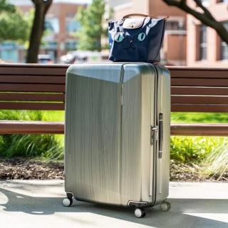 买1送1,单只登机箱仅$125独家:Samsonite 精选新款Etude行李箱促销,收典雅木纹箱