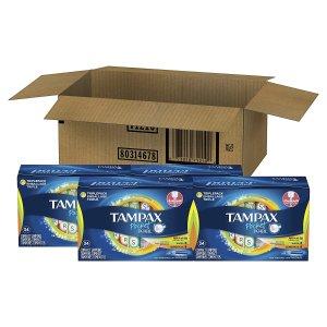 $20.49Tampax Pocket Pearl Plastic Tampons Regular/Super/Super Plus Multipack