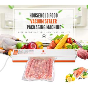 $32.46 (原价$72.14)送真空袋TINTON LIFE 家用真空食物包装机