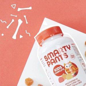 40% OffSmartyPants Kids Gummy Vitamins & Probiotic @ Amazon