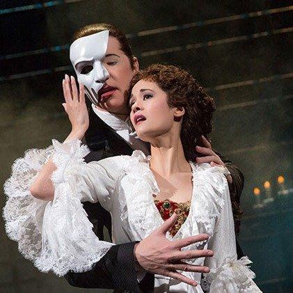 歌剧魅影秀票 The Phantom of the Opera