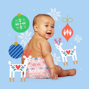 $16 with Frist OrderHello Bello Baby Diapers & Wipes Bundles Sale