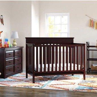 Lauren 4合1婴儿床