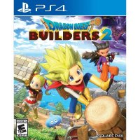 Sony 勇者斗恶龙 建造者2 PS4 实体版