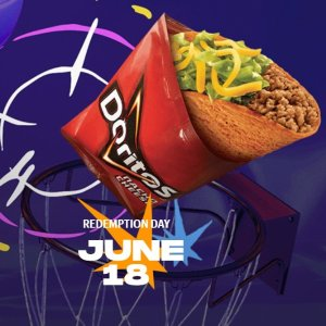 FREE Doritos Locos Tacos!Steal a game Steal a Taco @ Taco Bell