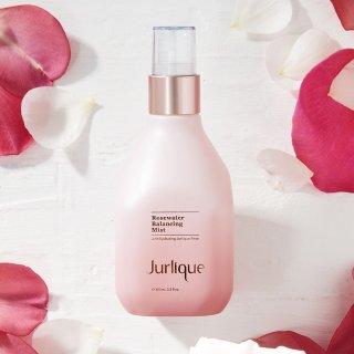 无门槛7折独家:Jurlique 全场护肤品热卖 收玫瑰喷雾