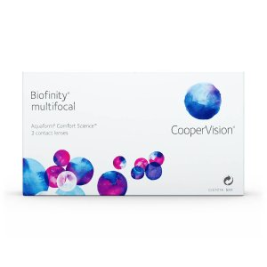 CooperVision月抛3片