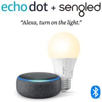 Echo Dot 第3代 + Sengled 蓝牙智能灯泡 套装