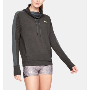 Under ArmourExtra 25% off on orders over $75Women's UA Featherweight Fleece Funnel Neck | Under Armour US