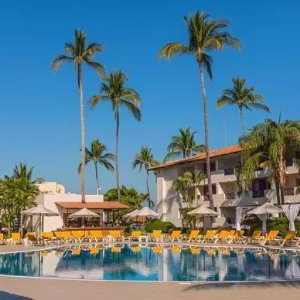 From $84 All-Inclusive Crown Paradise Club Puerto Vallarta