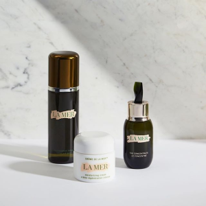 Last Day: select your favorite La Mer serum+Enjoy a luxury travel size mini of The Concentrate 15ml with any $250+ purchas@ La Mer