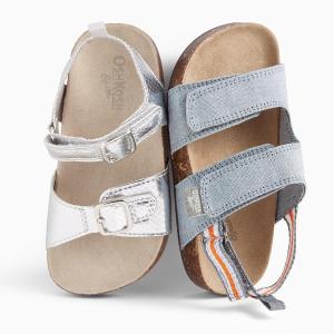 50% Off + Double PointsKids Shoes Buy More Save More @ OshKosh BGosh