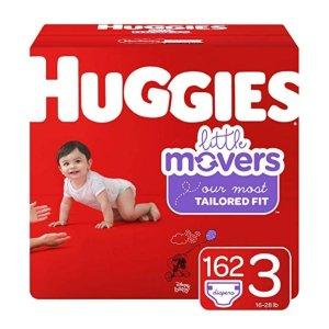 Huggies 宝宝尿不湿、湿巾促销,各系列都参加