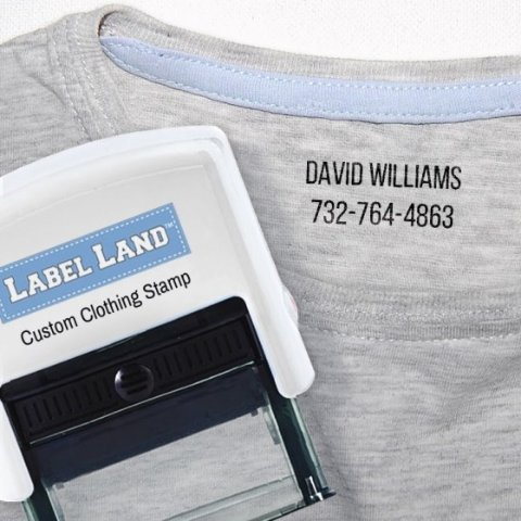 20% Off + Free ShippingDealmoon Exclusive: Clothing Stamp @ Label Land