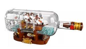 $55收瓶中船LEGO®官网 七月年中圣诞三日大促
