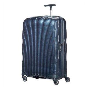 $509 (原价$849)轻盈化出行,孔雀蓝Samsonite新秀丽 时尚飞机轮新款贝壳箱