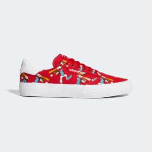 Adidas男女同款4码起Disney 合作款板鞋