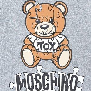 无门槛8折!£92就收logoT恤Moschino 新品大促开始 超全小熊系列卫衣、T恤参与 断码飞快!