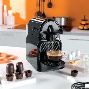 立减$80 低至5.5折德龙 Nespresso 意式胶囊咖啡机热卖 一触get浓香