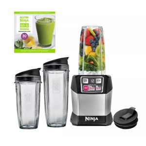 Coming Soon: Nutri Ninja Auto iQ Pro Complete Personal Blender BL487T