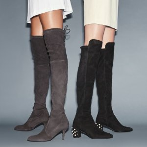 Up to 43% off Stuart Weitzman Boots Sale @ Saks Off 5th
