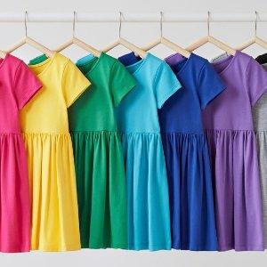 5折Hanna Andersson 百余可爱童装超低价 囤有机棉睡衣