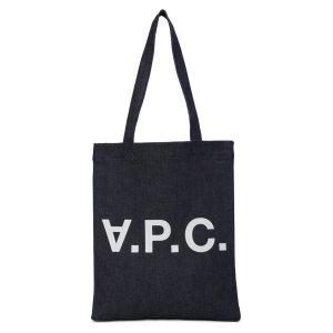 A.P.C.Logo tote
