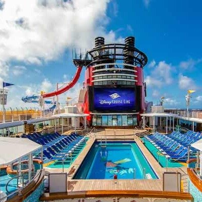 As low as $600+Up to $1000 Onboard CreditCruiseDirect 5 Night Disney Cruise Caribbean Line Sale