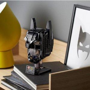 Lego接受预定,4/26发货Batman™ Cowl 76182 | DC系列
