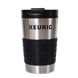 Keurig 12oz Stainless Steel Insulated Coffee Travel Mug