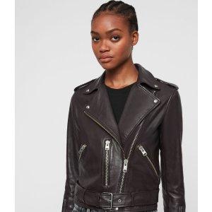 ALLSANTSBalfern Leather Biker Jacket