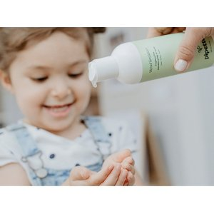8折+额外8.5折 8oz款$3.12Pipette 婴儿可用免洗手液 Allure 杂志推荐 植物提取护肤不伤手