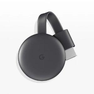 $21.25 Google Chromecast 3rd Gen