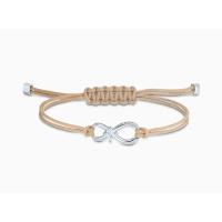 Swarovski 绳结手链
