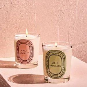 £58/个!买2个再送1个蜡烛Diptyque新款蜡烛诺阿耶上市!限量版售完即止!