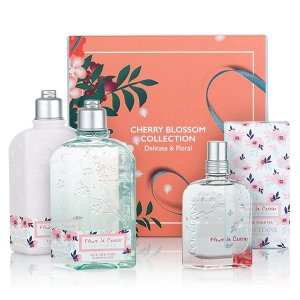 Cerisier Eau Fraiche Collection 套装