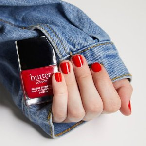 5 for $25Butter London Nail Lacquer and Lipstick Sale