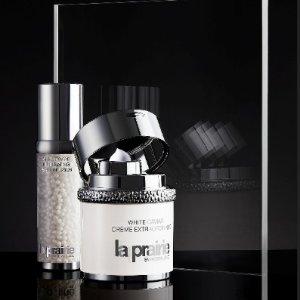 LaPrairie.com Online ExclusiveIntroducing White Caviar Illuminating Duo + 3-piece gift @ la prairie